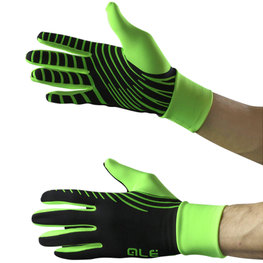 photo_Alé Liner gloves Yellow fluo
