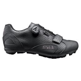 photo_Fizik M5B MTB Shoes Black Grey