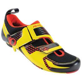 photo_Pearl Izumi Tri Fly IV Carbon shoes Yellow
