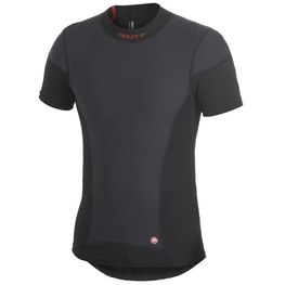 photo_ Craft Be Active Extreme WS SS base layer Black