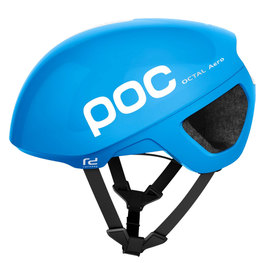 photo_Poc Octal Aero Raceday helmet Garmin Blue