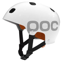 photo_Poc Receptor Flow helmet White