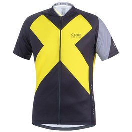 photo_Gore Element X-Road SS jersey Black Yellow