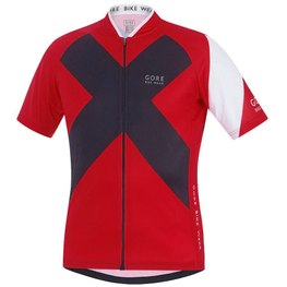 photo_Gore Element X-Road SS jersey Red Black