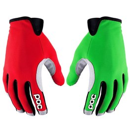 photo_Poc Index Air Long gloves Red Green