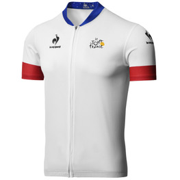 photo_Le Coq Sportif TDF Event SS jersey White