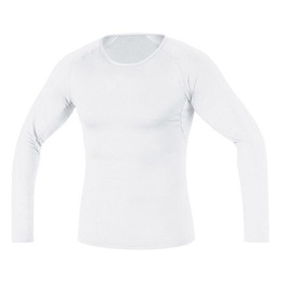 photo_Gore Thermo LS base layer White
