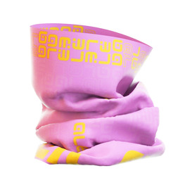 photo_Ale Identity neck warmer Pink Fluo