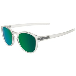photo_Oakley Latch sunglasses Matte Clear Jade Iridium
