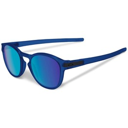 photo_Oakley Latch sunglasses Matte Trans Blue Sapphire Iridium