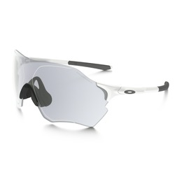 photo_Oakley EVZero Path sunglasses Matte White Photochromatic