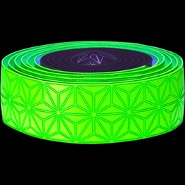 photo_Supacaz bar tape Neon Green Starfade