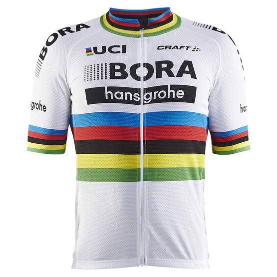 Craft Bora Hansgrohe SS jersey World Champion Sagan foto
