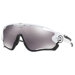 photo_Oakley Jawbreaker sunglasses Polished White Prizm Black Iridium