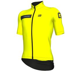 photo_Ale Klimatik K-Atmo SS jersey Yellow fluo