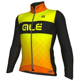 photo_Ale R-EV1 Rumbles jacket Yellow fluo