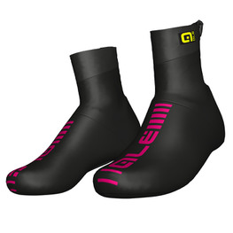photo_ Ale Aero covershoes Black Pink fluo