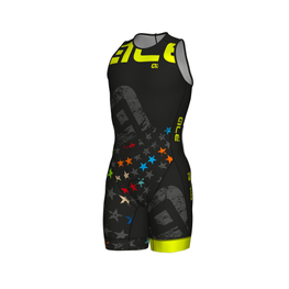 photo_Ale Olympic Tri Stelle SL trisuit zip back Black
