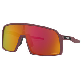 photo_ Oakley Sutro sunglasses Matte Vampirella Prizm Ruby