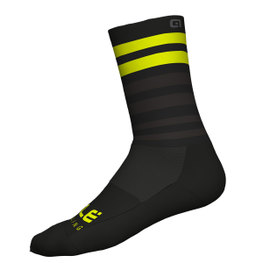 photo_Ale Speedfondo Q-skin socks Black Yellow