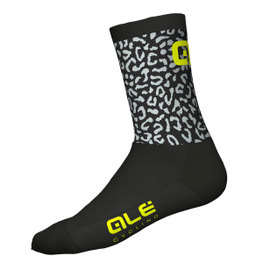 photo_Ale Agguato Q-skin socks Black Yellow