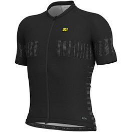 photo_Ale R-EV1 Cooling SS jersey Black