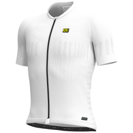 photo_Ale R-EV1 Cooling SS jersey White