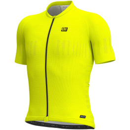 photo_ Ale R-EV1 Cooling SS jersey Yellow