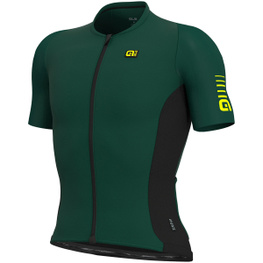 photo_Ale R-EV1 Race SS jersey Dark Green