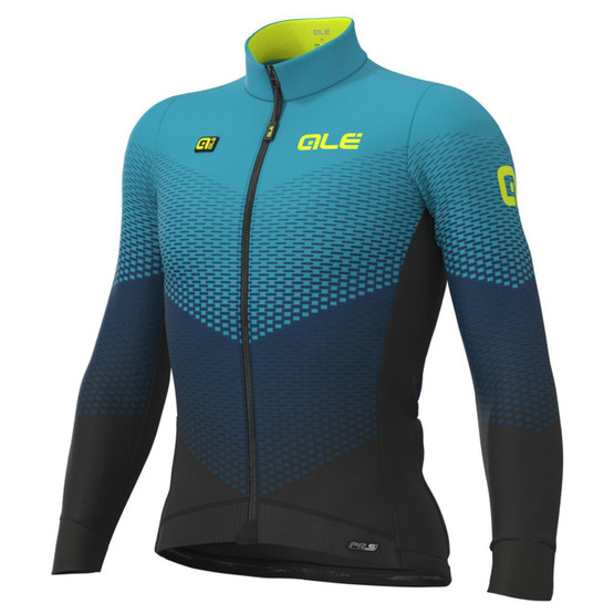 Ale PRS Delta Micro LS jersey Turquoise foto