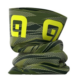 photo_Ale Rock neck warmer Green Yellow