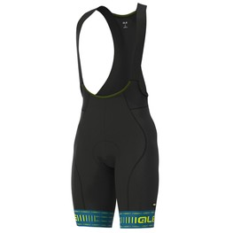 photo_Ale PRR Green Road bibshorts Azores blue Yellow fluo