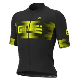 photo_Ale PRR Scalata SS jersey Black Yellow fluo
