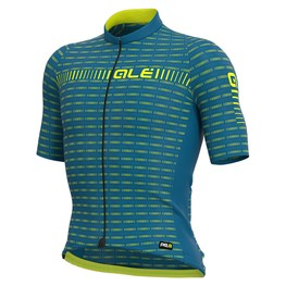 photo_Ale PRR Green Road SS jersey Azores blue Yellow fluo