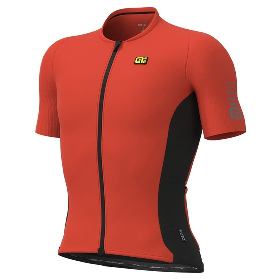 Ale R-EV1 Race SS jersey Orange foto
