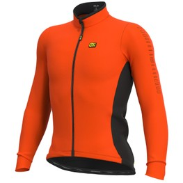 photo_Ale Solid Fondo LS jersey Orange