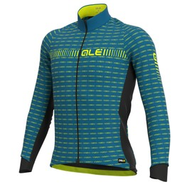 photo_Ale PRR Green Road LS jersey Blue Yellow fluo