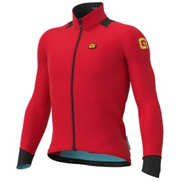 photo_Ale Klimatik K-Idro WR LS jersey Red