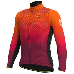 photo_Ale R-EV1 Velocity Wind LS jersey Orange