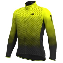 photo_Ale R-EV1 Velocity Wind LS jersey Yellow fluo