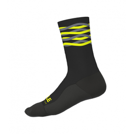 photo_Ale Speed Fondo Winter socks Yellow
