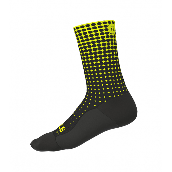 Ale Dots Winter socks Yellow foto